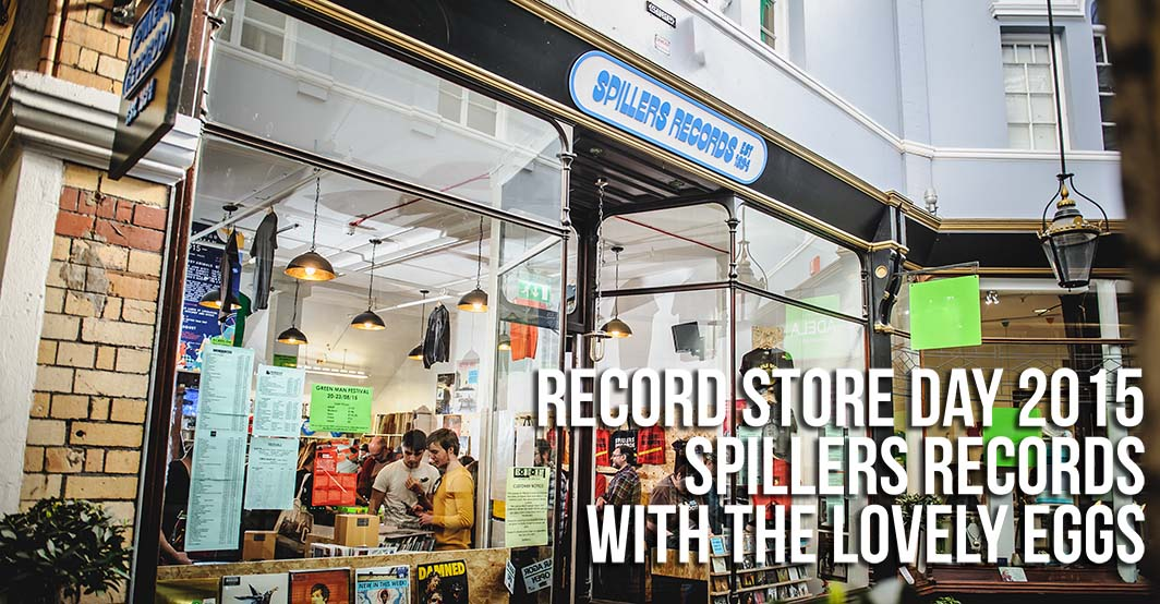Spillers Records on RSD15