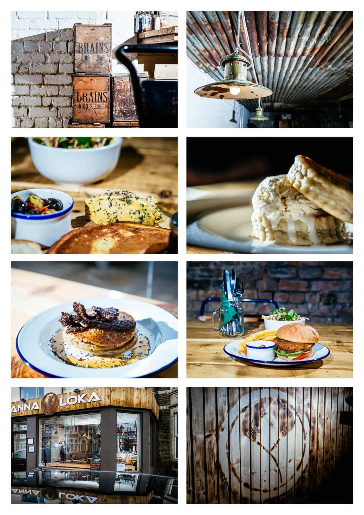 Food Photographers Cardiff