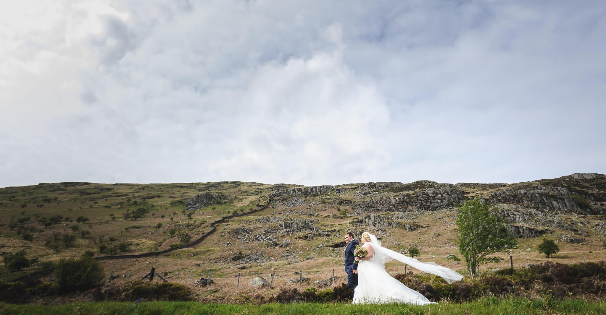 Wedding Photographers Wales Snowdonia