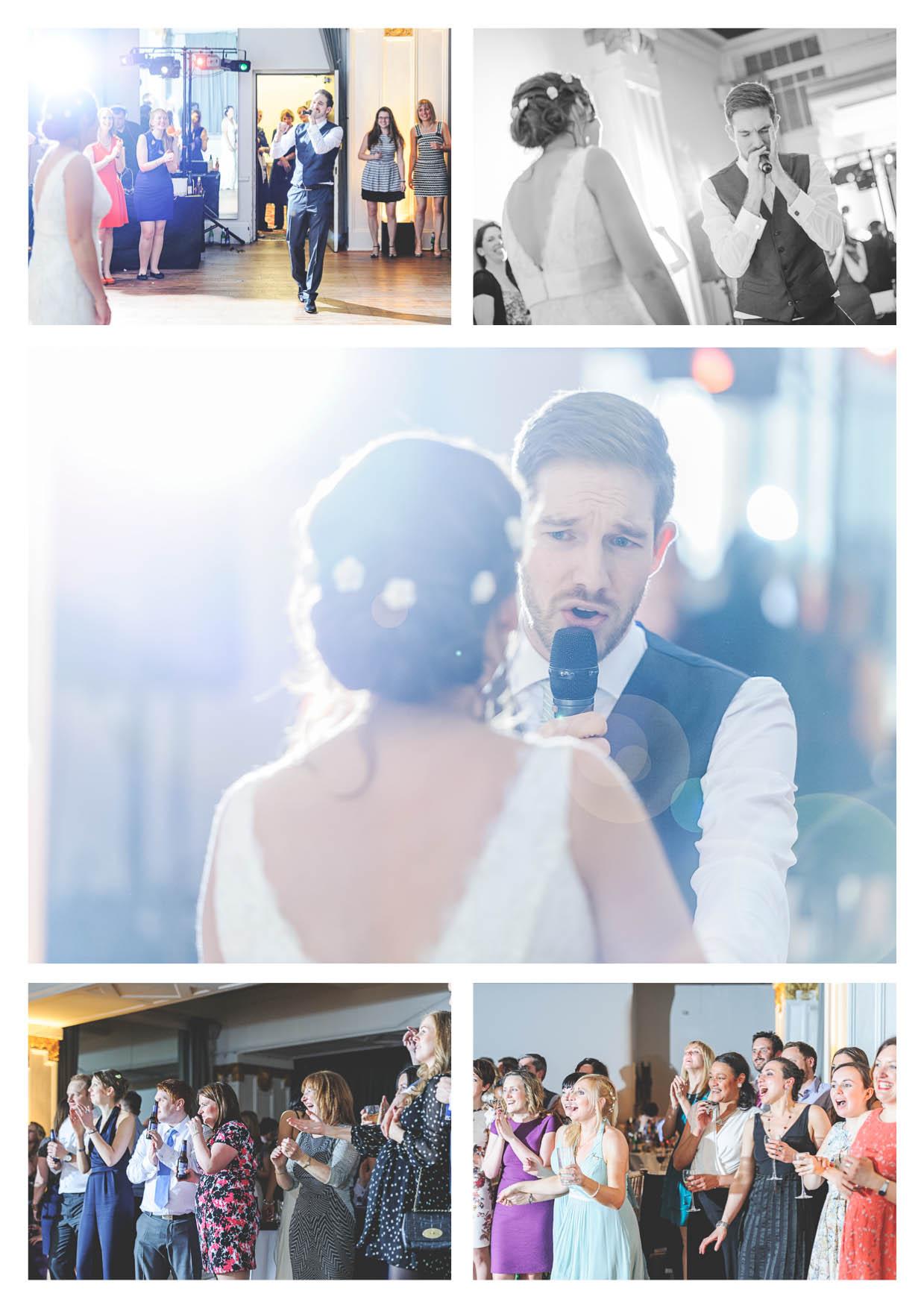 Battersea Arts Centre Wedding Photographer
