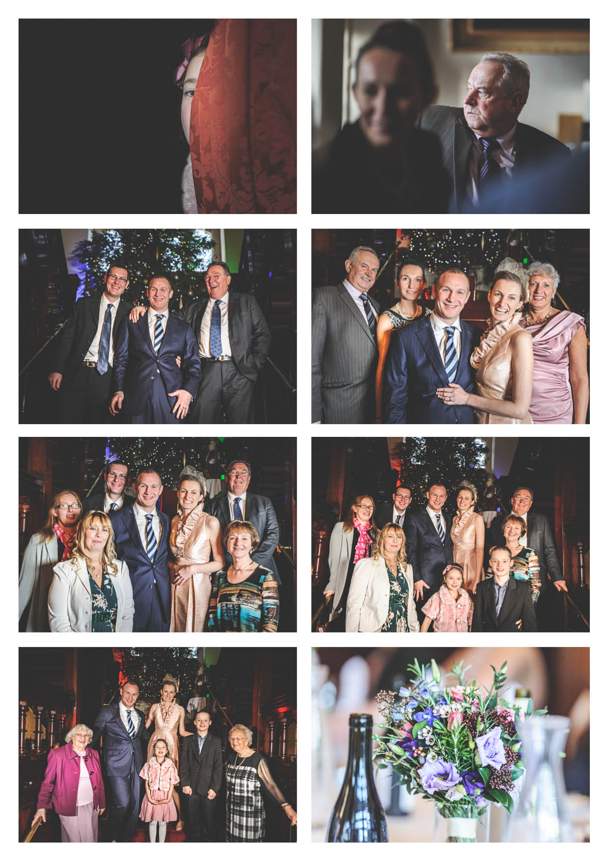 Park House Club Wedding Photographer