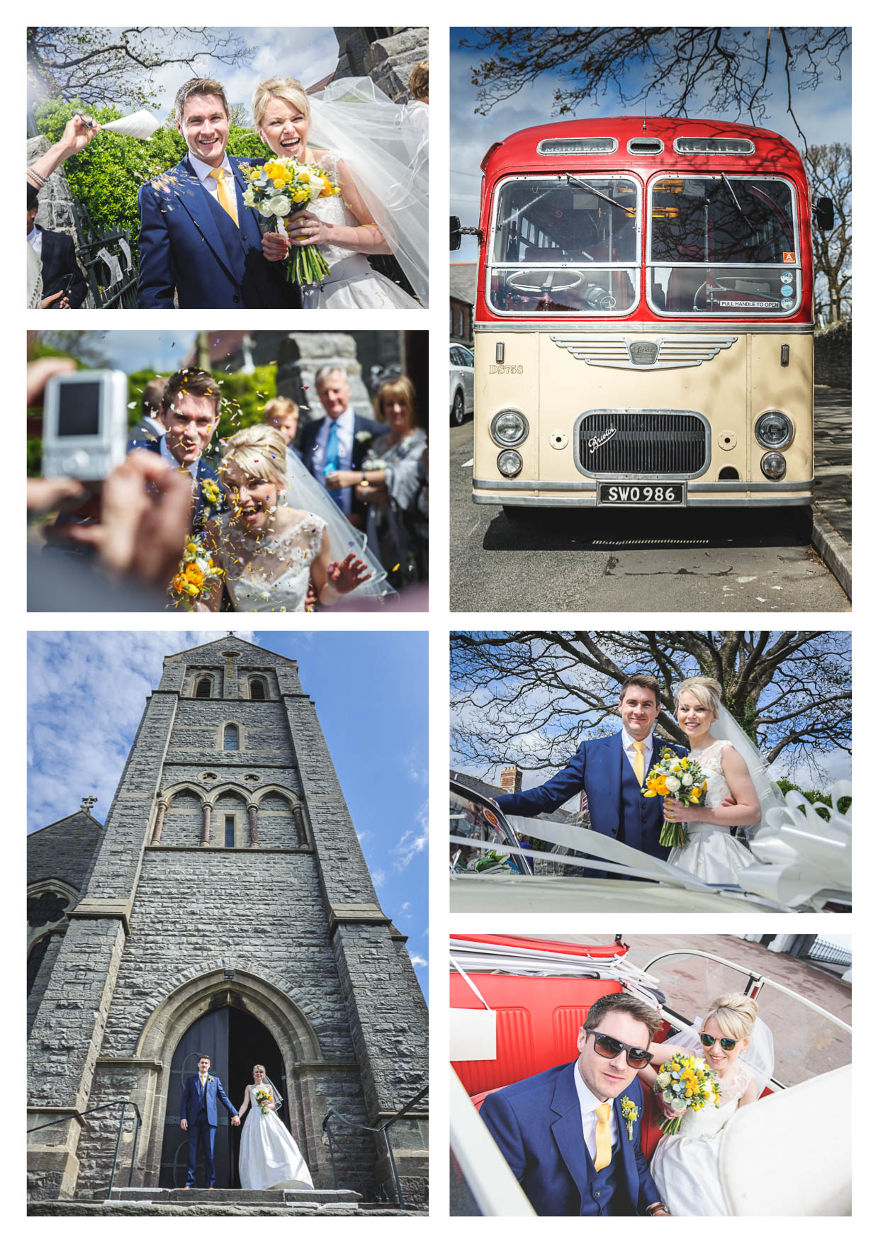 Penarth Pavilion Photos by Cardiff Wedding Photographers