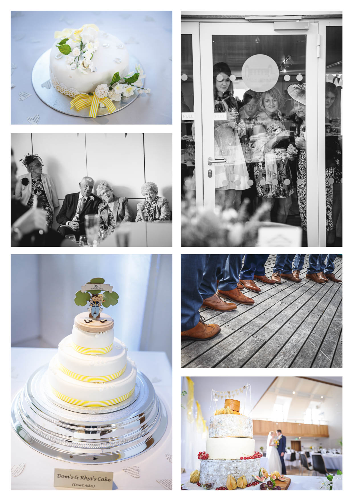 Photos by Cardiff Wedding Photographers Penarth Pier Pavilion