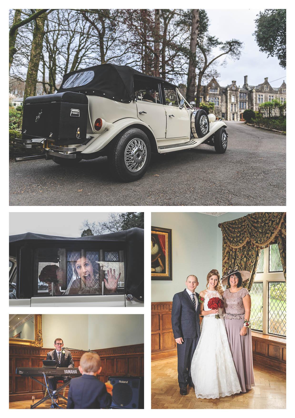 Miskin Manor Wedding Photographer