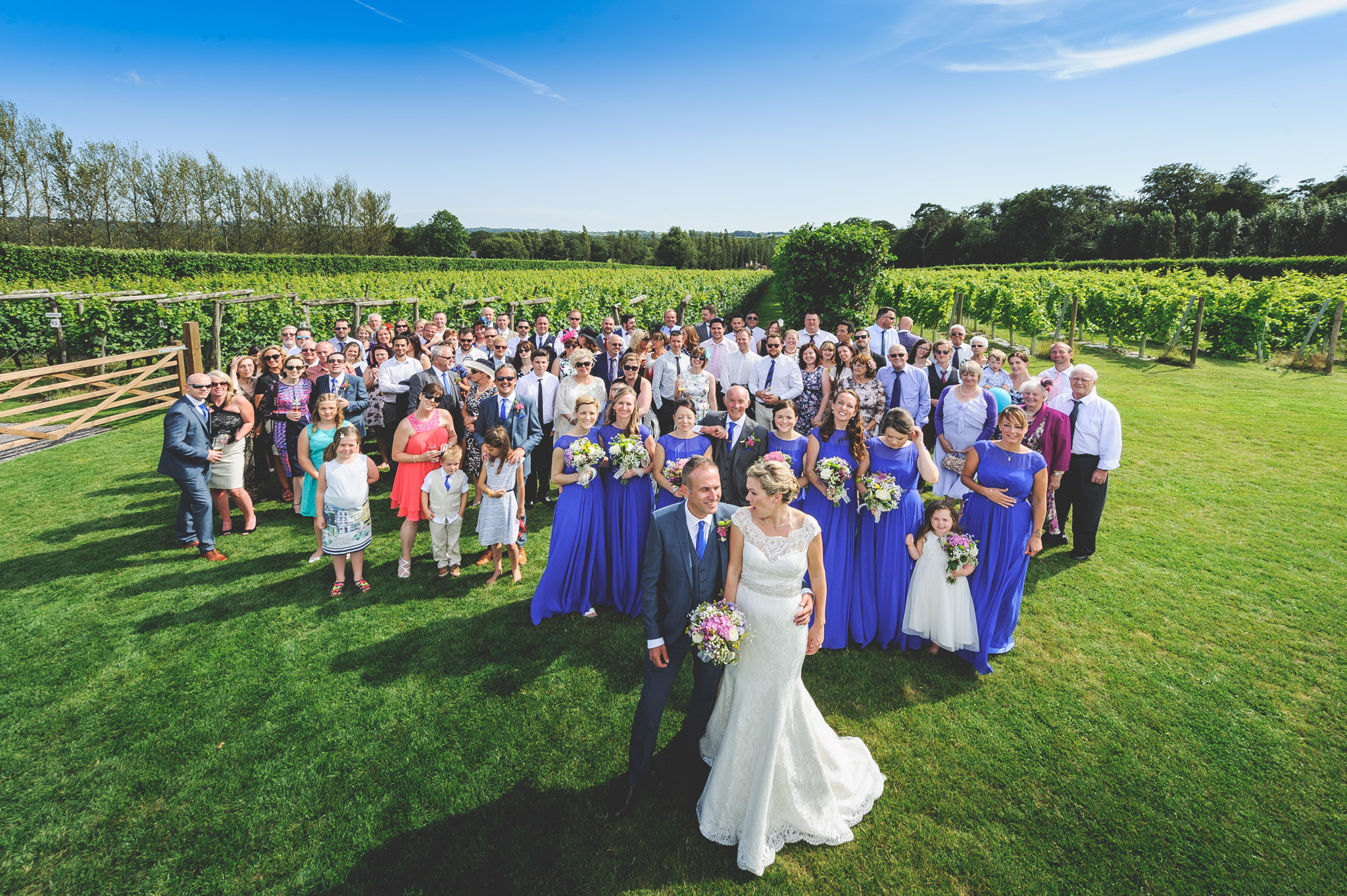 Llanerch Vineyard Wedding Photography August 2014 1