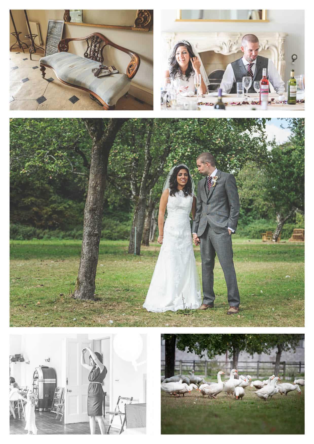 Sparkford Hall Wedding Photography