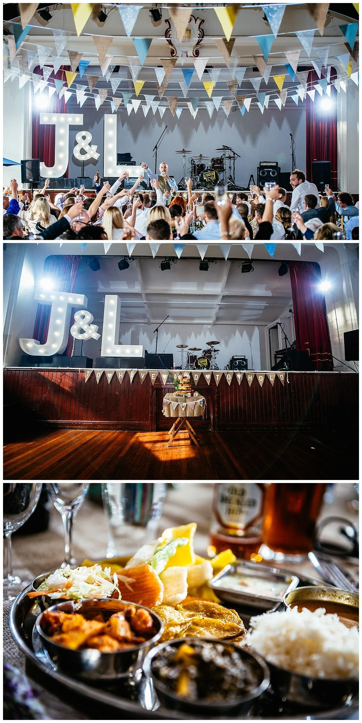 Alternative Humanist Village Hall Wedding Photography Cardiff Dinas Powys