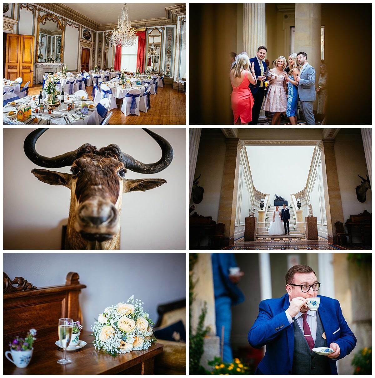 Whitbourne Hall - Worcestershire Alternative Wedding Photographers