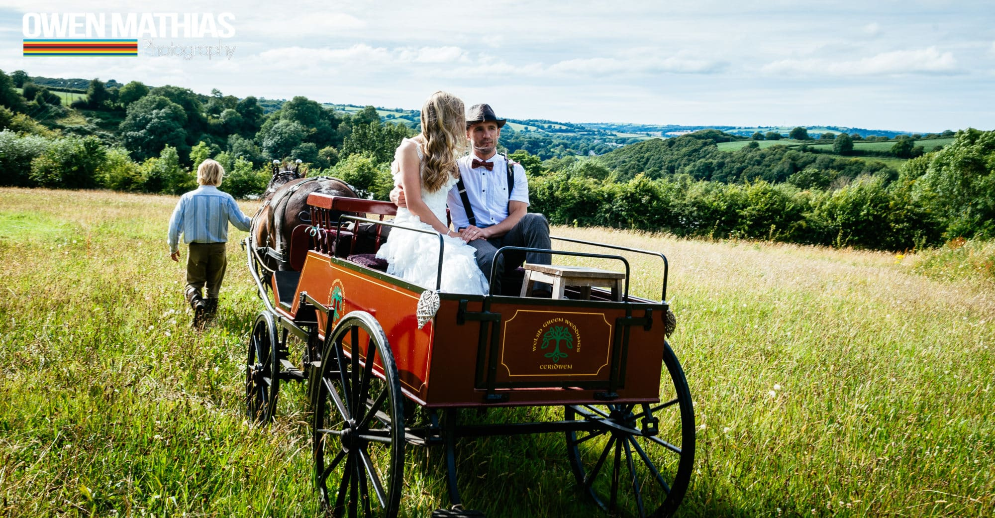 alternative wedding photographers wales