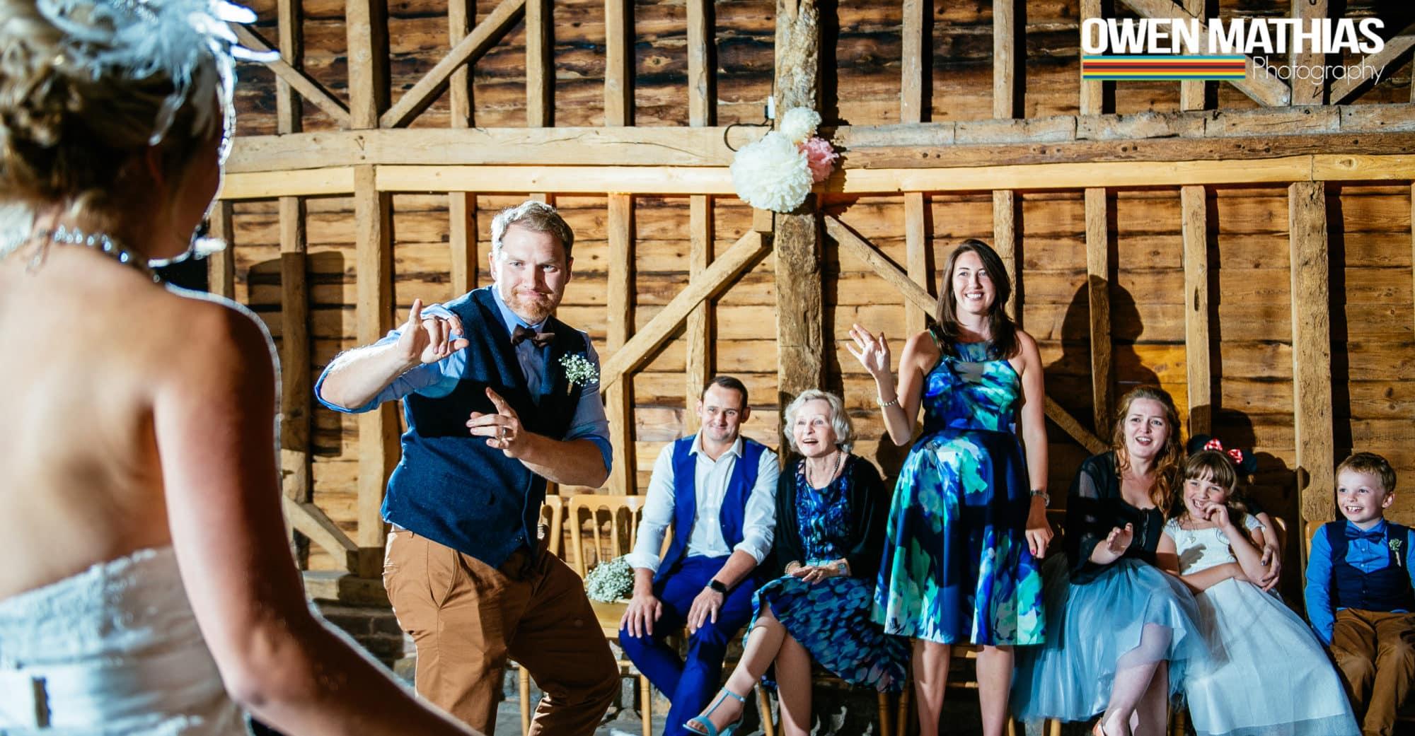 alternative wedding photographers gloucestershire