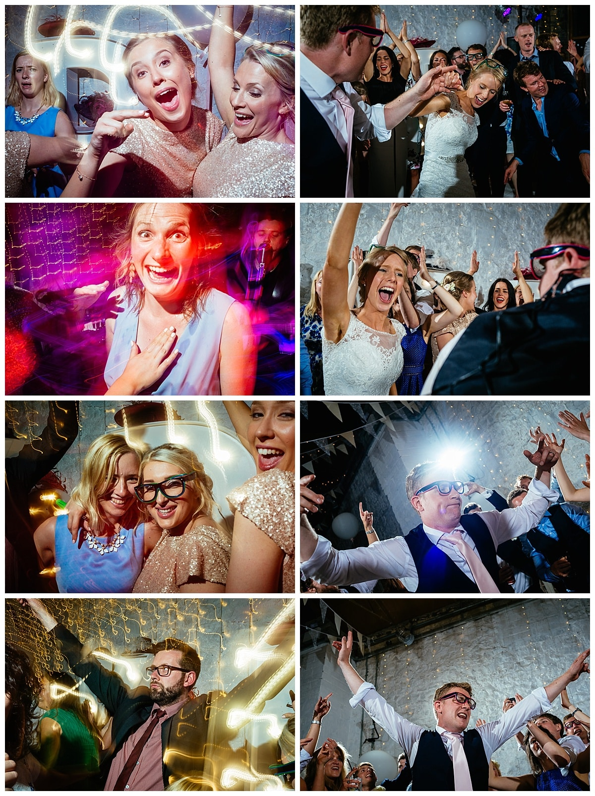 Katie & Phil - Farmer's Barns, Rosedew Farm, Llantwit Major, South Wales Alternative Wedding Photographers