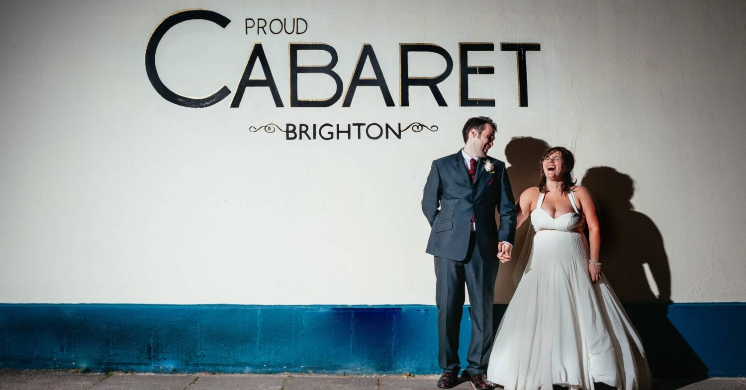 Alternative Wedding Photographers Brighton