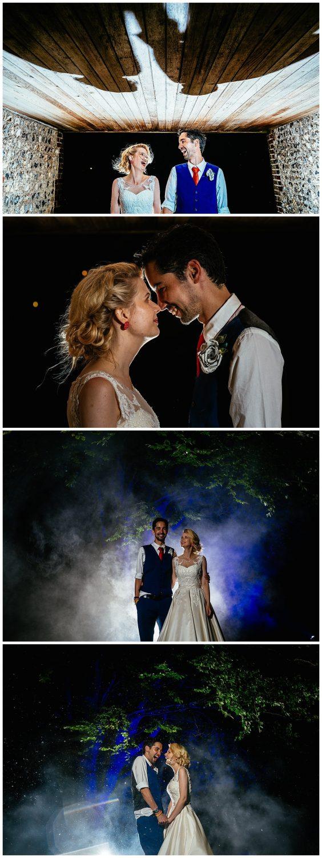 Alternative Wedding Photography Colourful Sussex Wedding Brighton