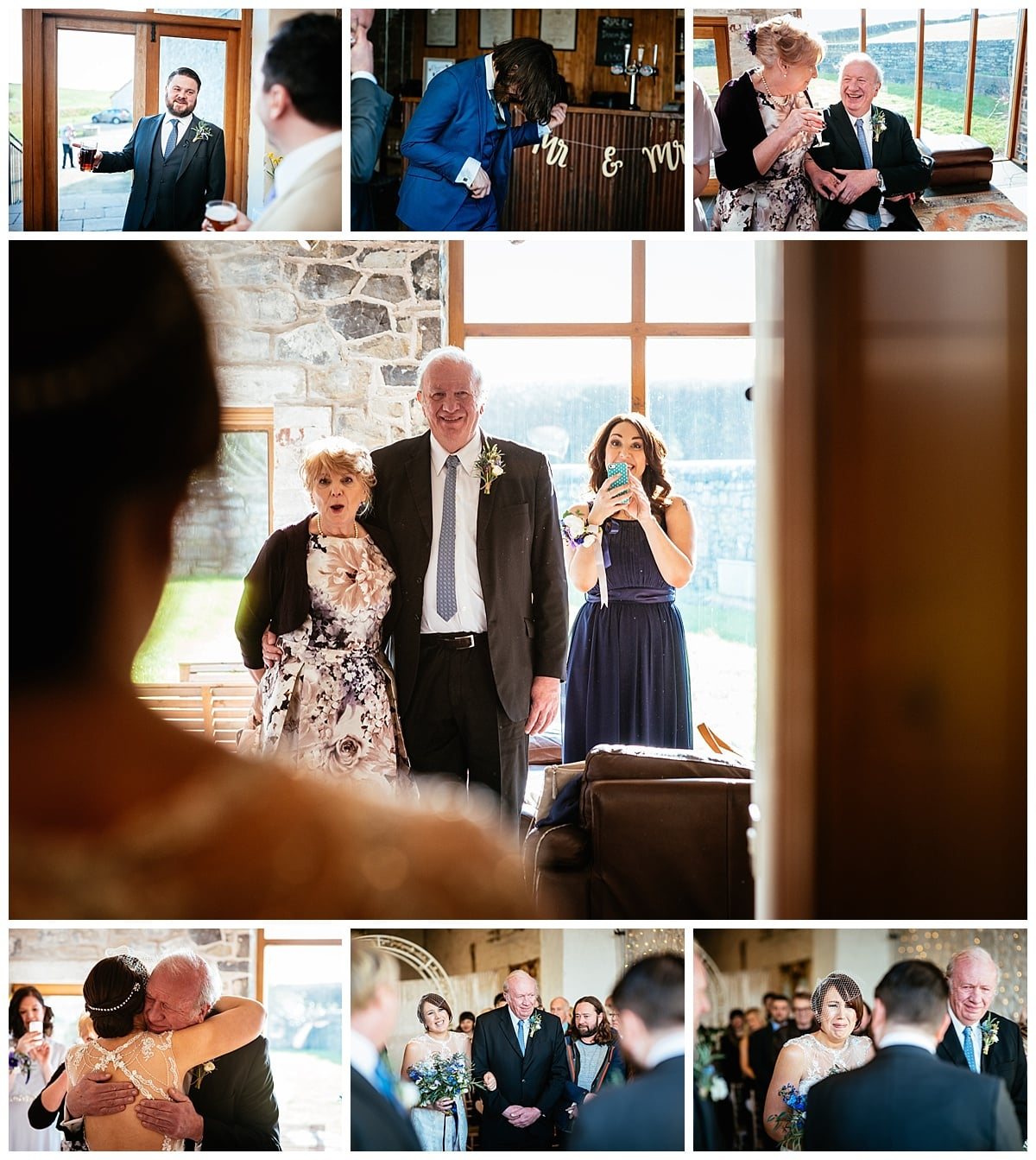 Owen Mathias Alternative Wedding Photographers Cardiff