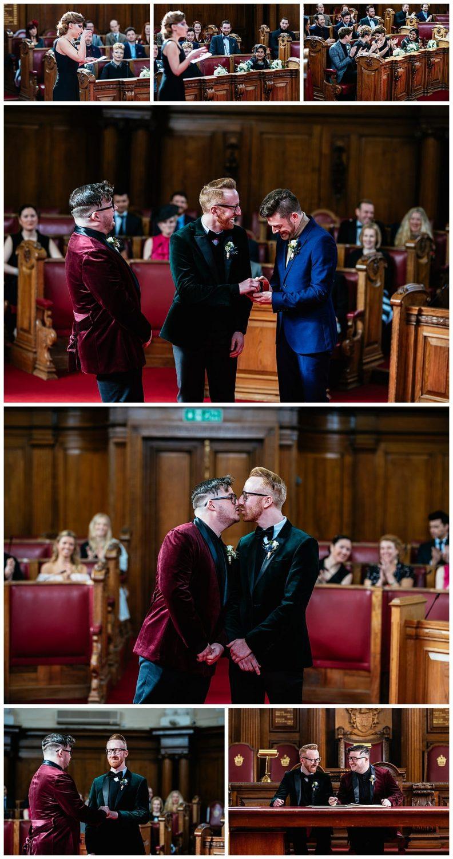 Michael James London Warehouse Hay Wedding 033-NIKON D810 85 mm 1-125 sec at f - 2.0 ISO 400 04 Mar 1226 (389)__Alternative Wedding Photographers London Gay Samesex Colourful.jpg