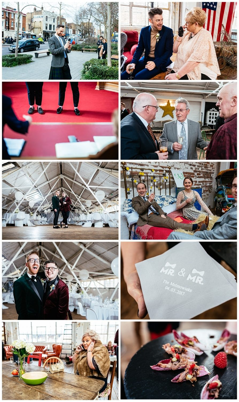 Michael James London Warehouse Hay Wedding 038-NIKON D3 35 mm 1-500 sec at f - 4.0 ISO 200 04 Mar 1349 (122)_-Edit_Alternative Wedding Photographers London Gay Samesex Colourful.jpg