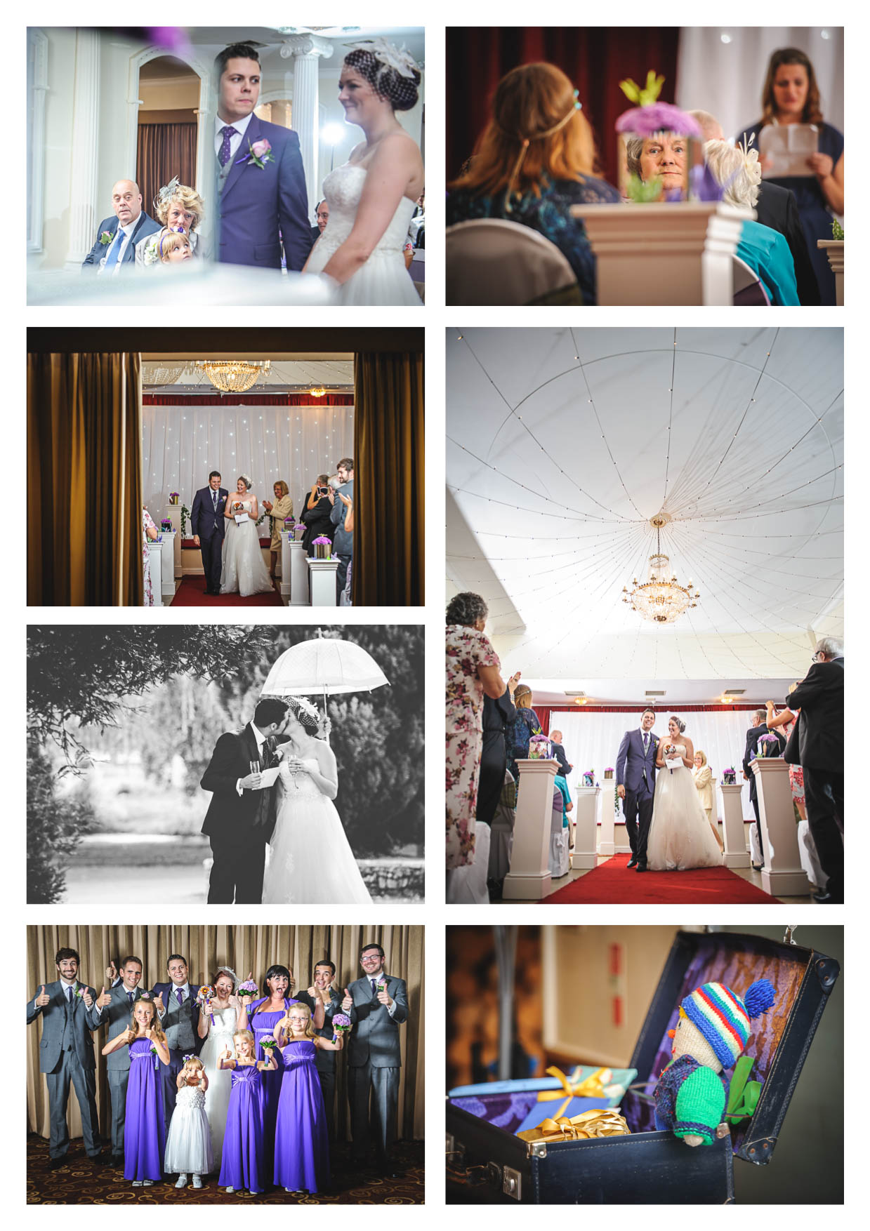 Photos from a wedding at cwrt Belddyn by Owen Mathias Photography cardiff