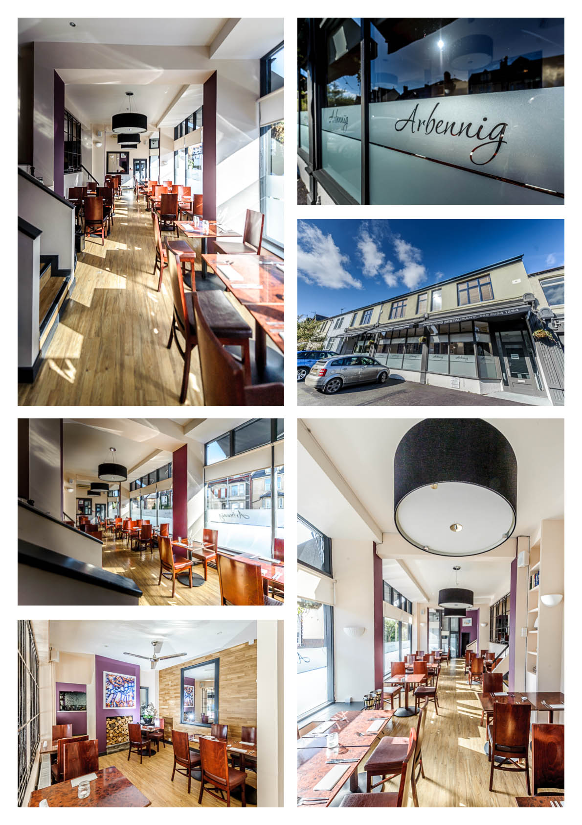 Restaurant Photography South Wales