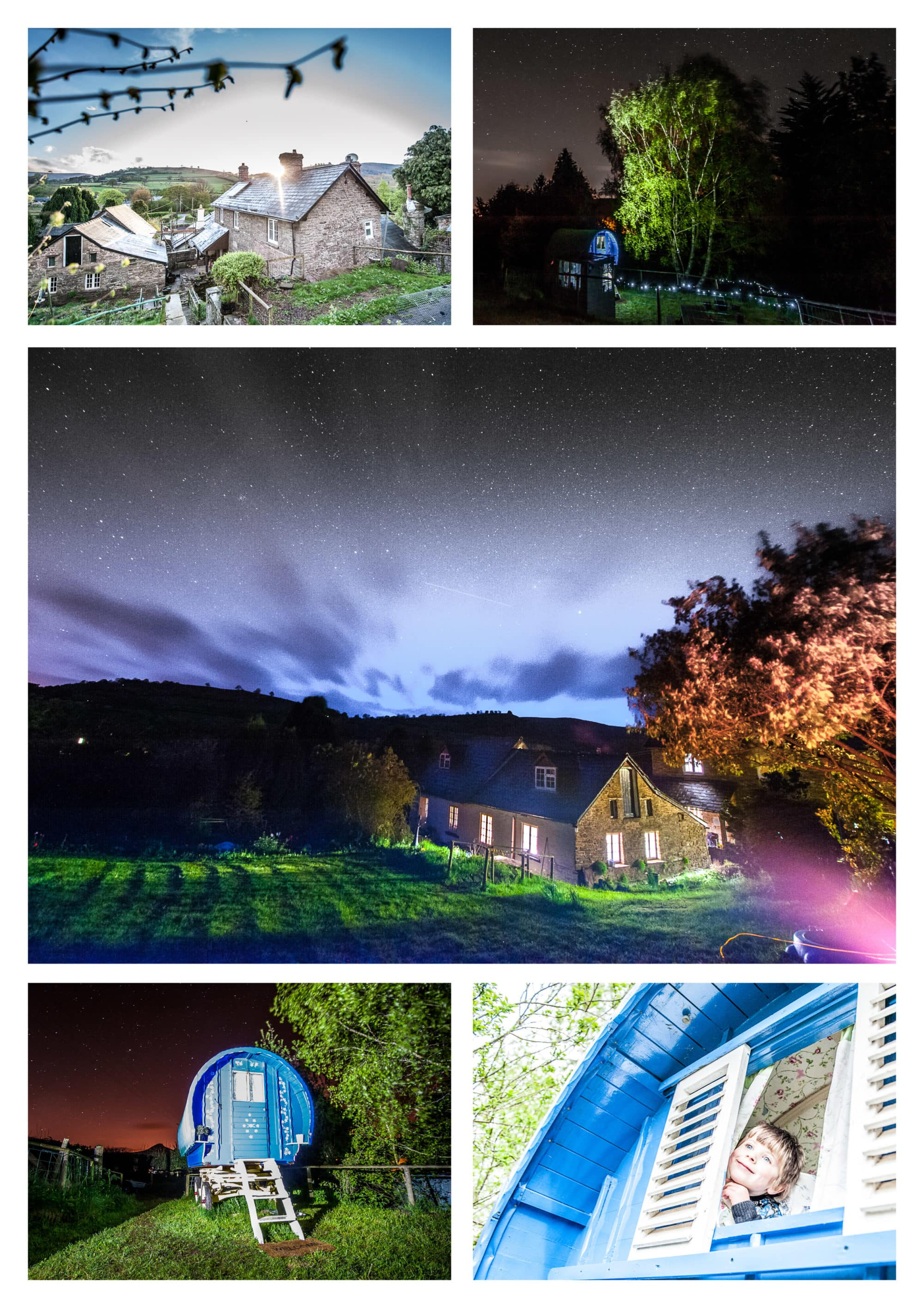 Commercial Photography South Wales - Little Oasis, Pandy