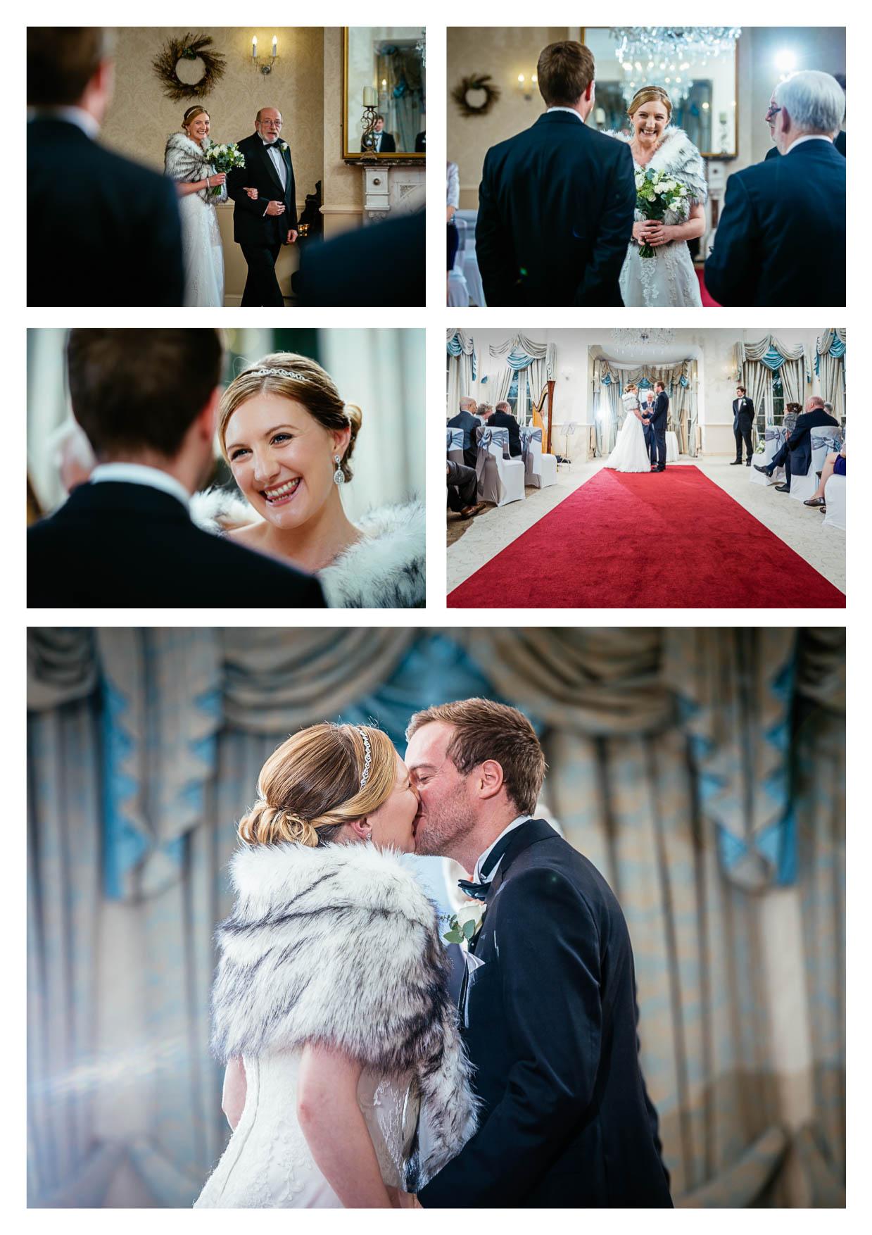 Decourceys wedding photographers