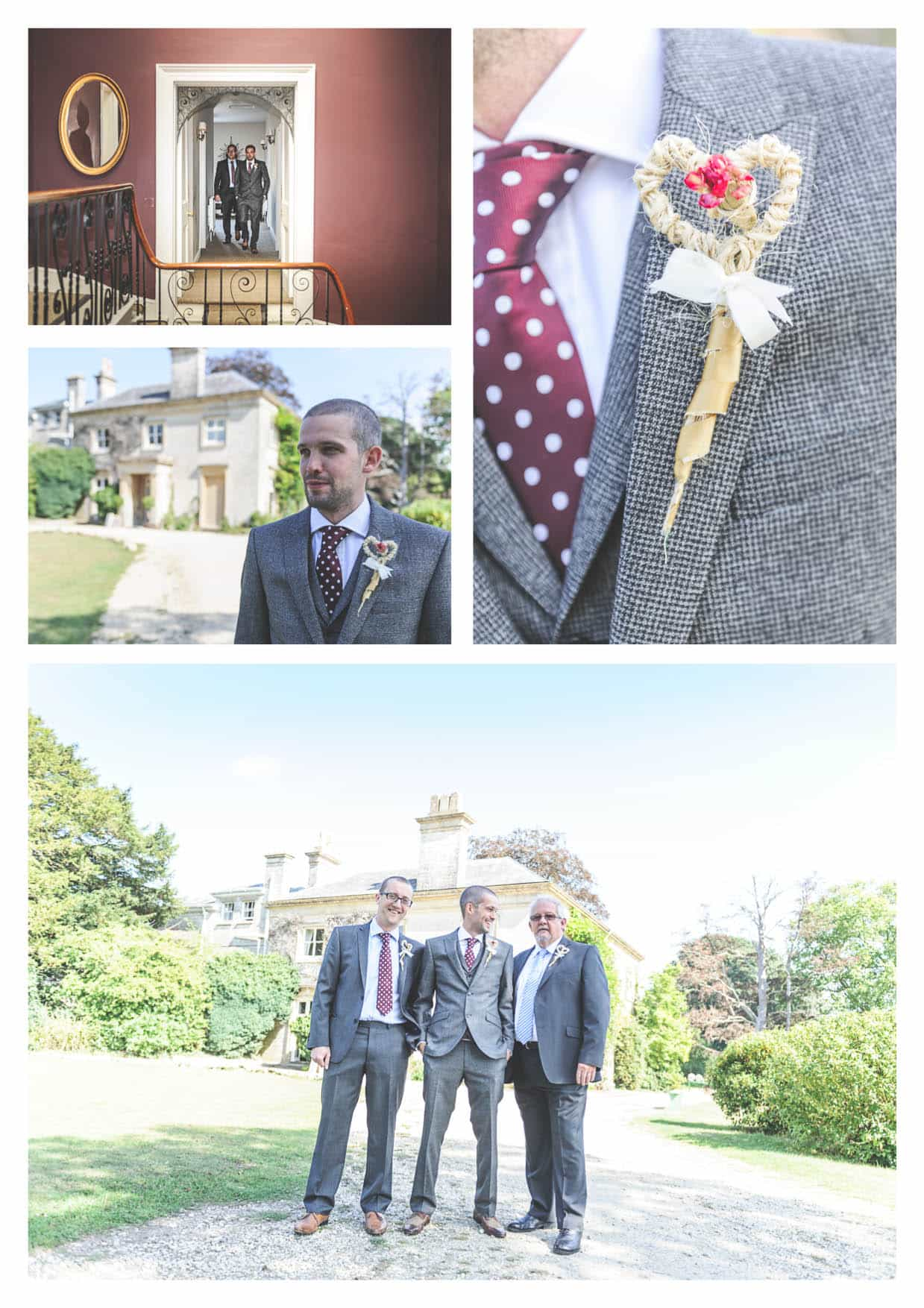 Sparkford Hall Wedding Photography