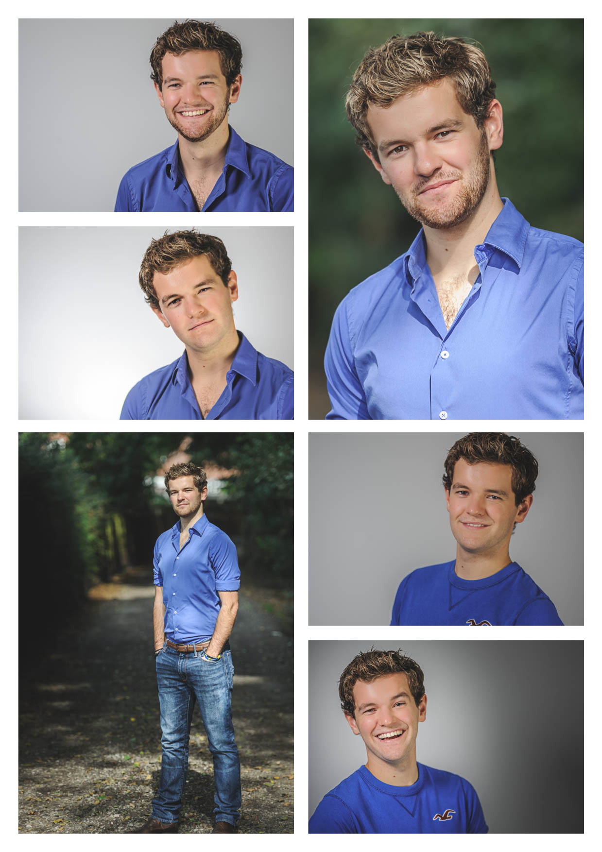 Cardiff Actor Headshots