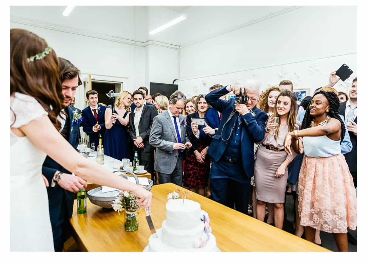 A selection of images by Alternative Wedding Photographers Cardiff Howells School