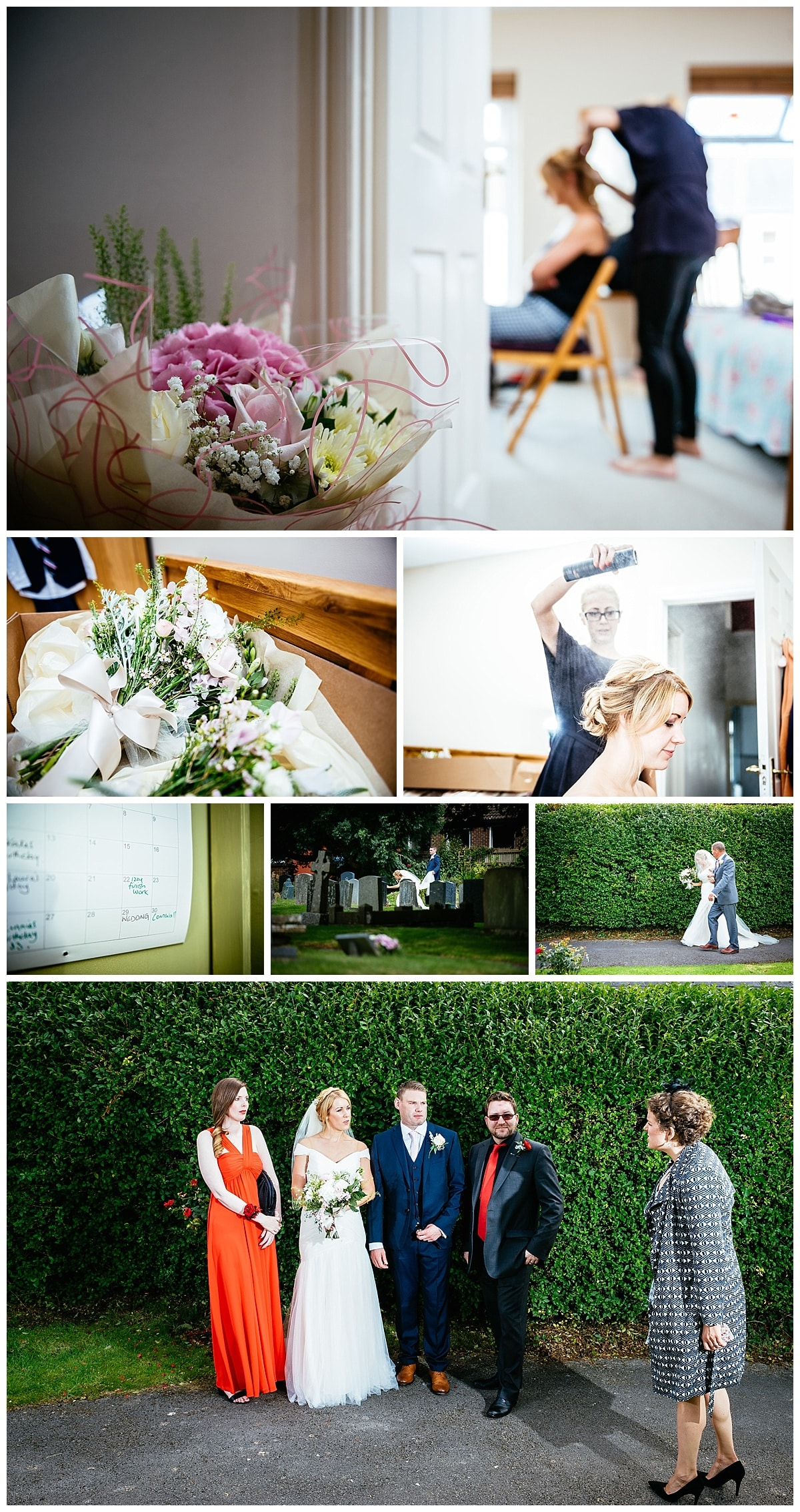 A wedding at the potted pig cardiff by the best alternative photographers in Wales