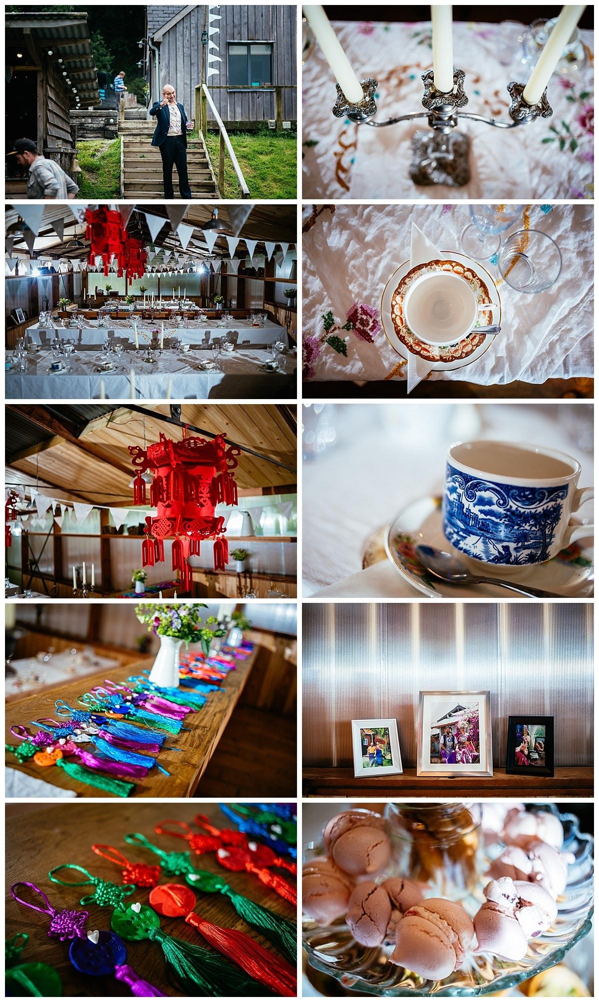 Alternative Humanist Wedding at Fforest Pembrokeshire, Wales