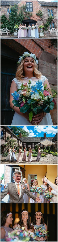 Alternative Festival Wedding Photographers Cardiff and Herefordshire