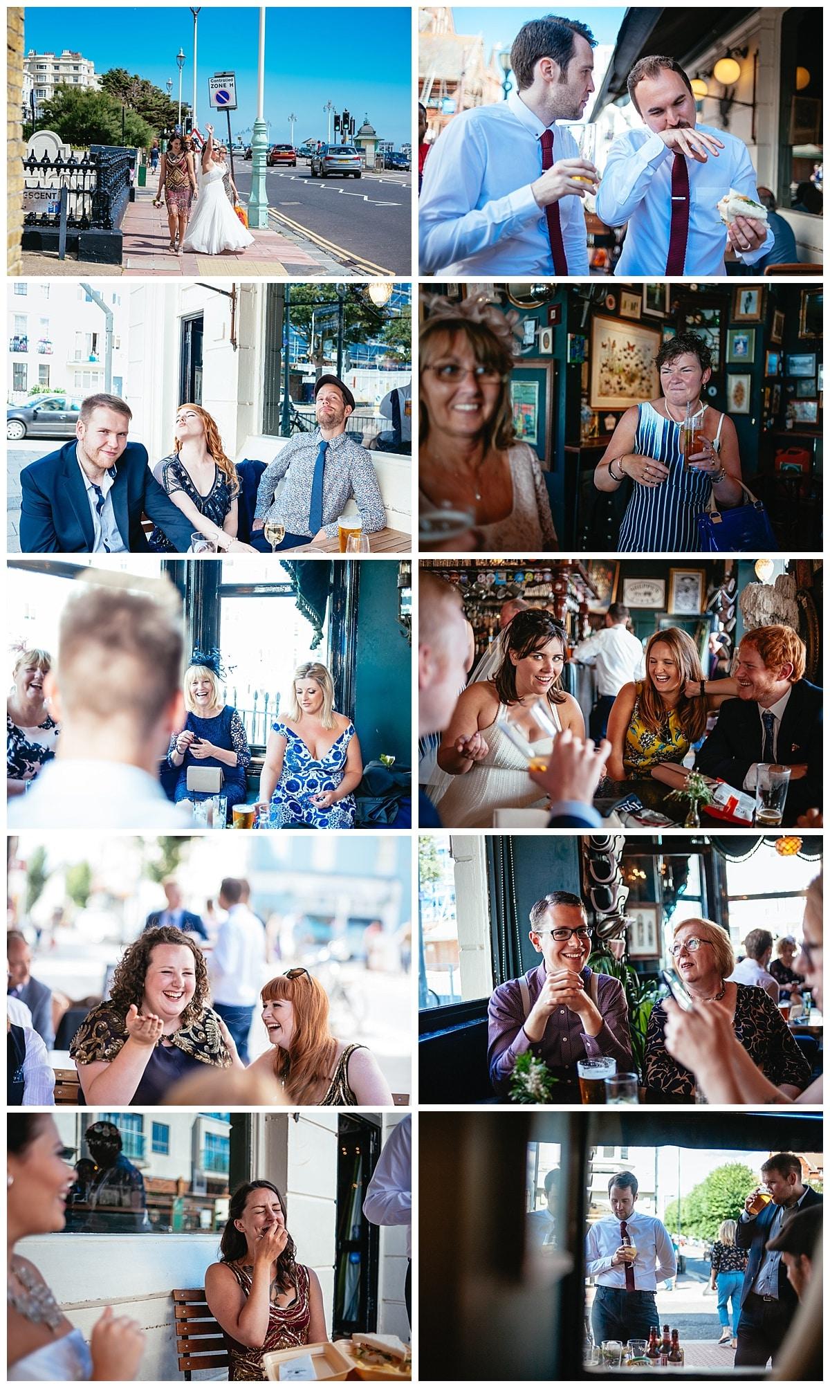 Allie Jordan alternative wedding photography - allie & jordan - proud