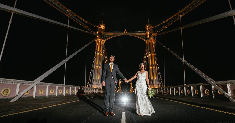 Alternative Wedding Photographers London