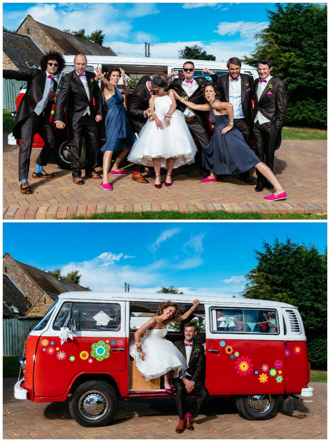Alternative Wedding Photographers at Bo Peep Farm for a Tipi Wedding Festival Style