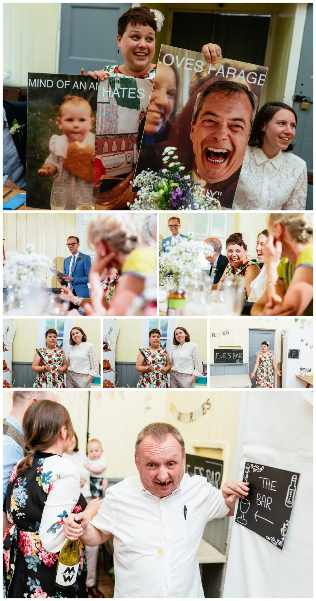 Alternative Same Sex City Hall Wedding Photography Cardiff, South Wales