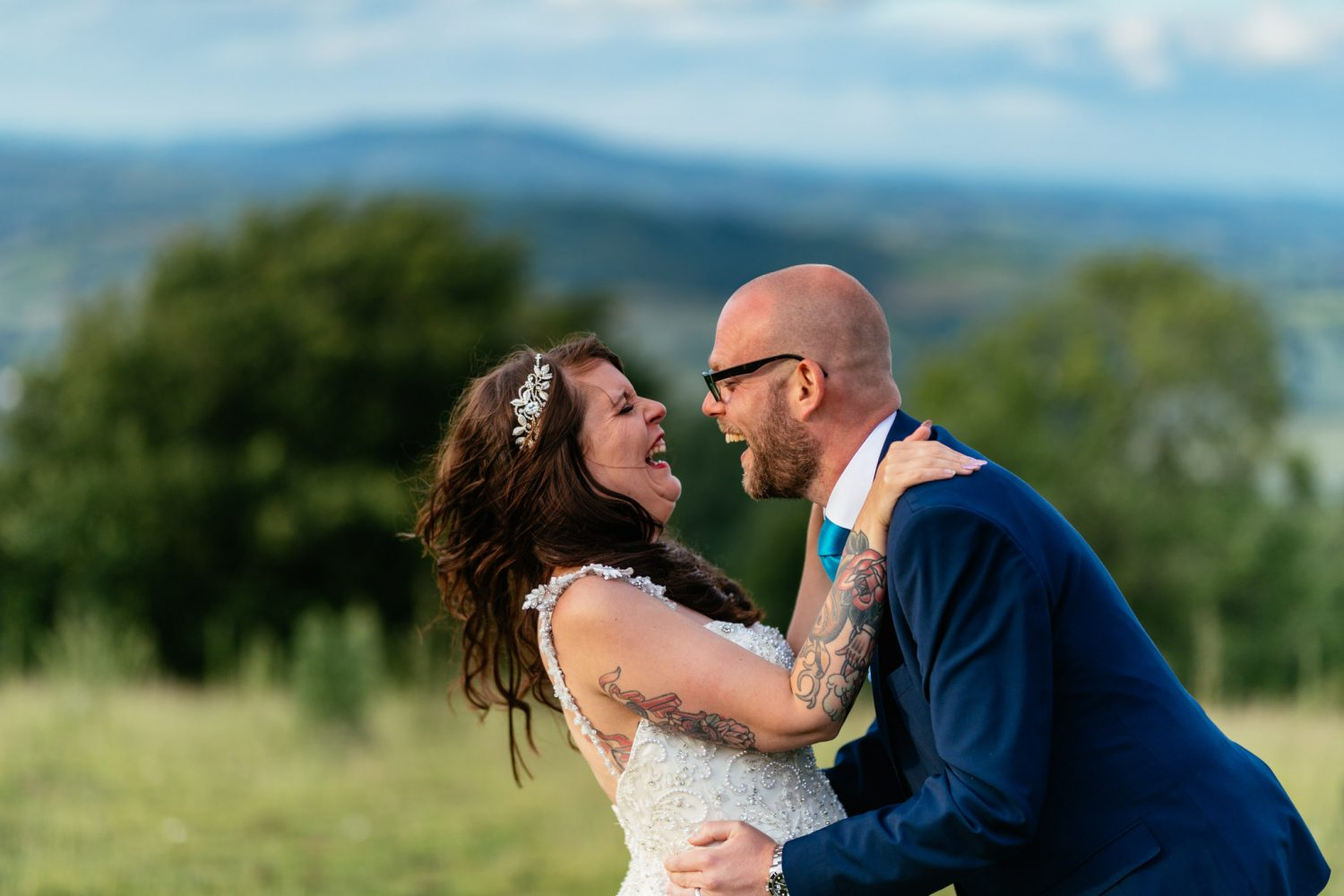 Alternative Wedding Photographers Cardiff