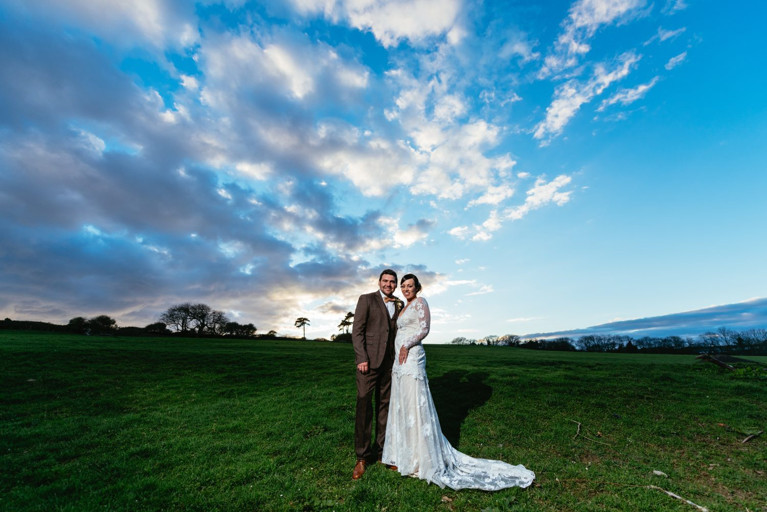 Autumn Wedding at Rosedew Farm