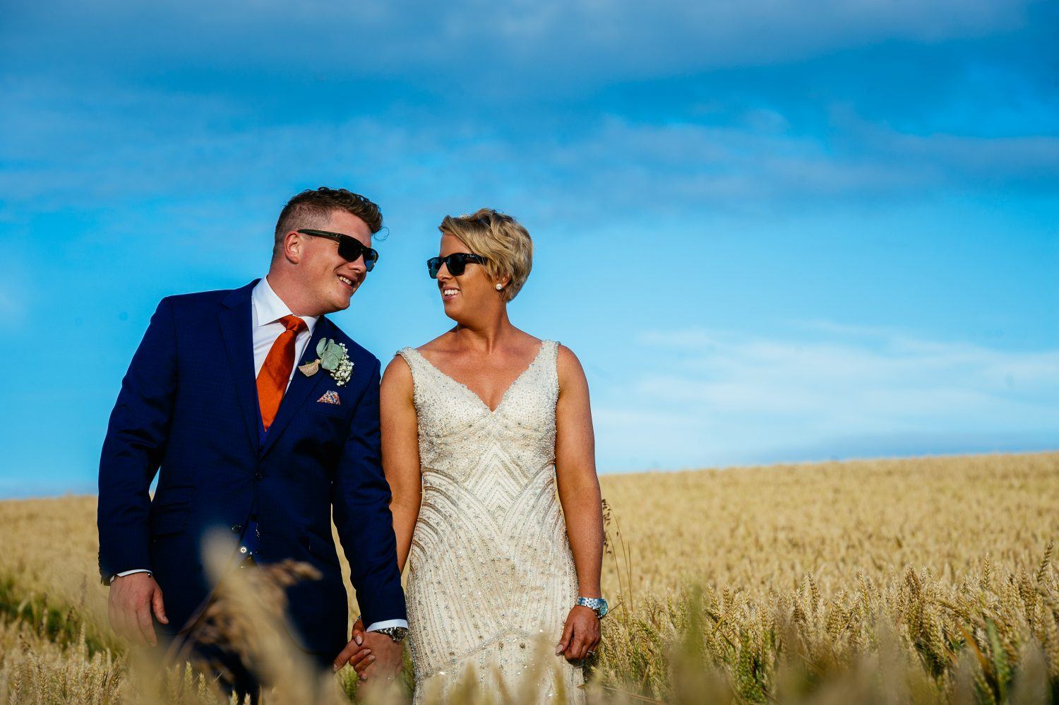 Summer Wedding at Rosedew Farm