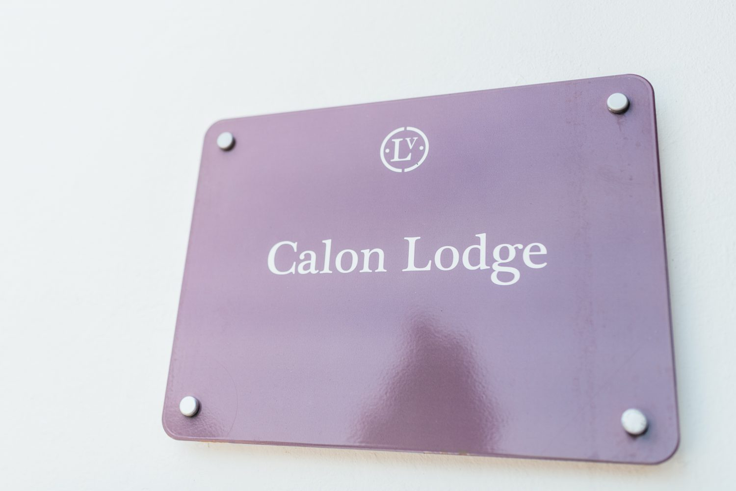 Calon Lodge, Llanerch Vineyard