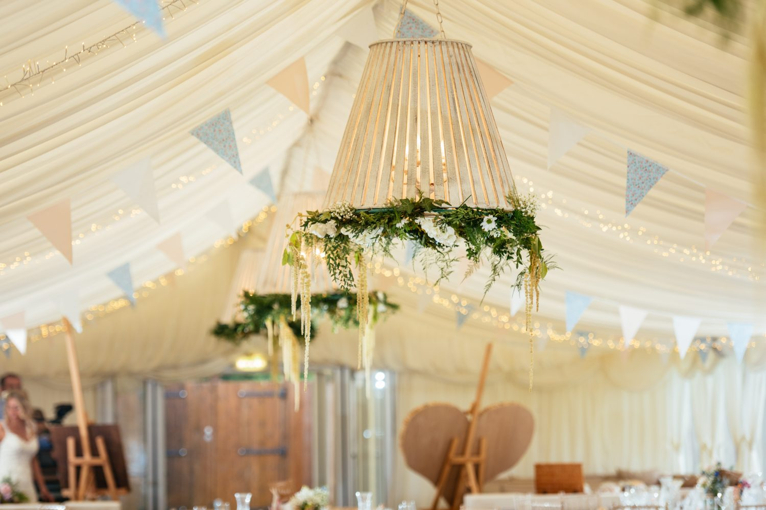 Woodland Marquee, Llanerch Vineyard
